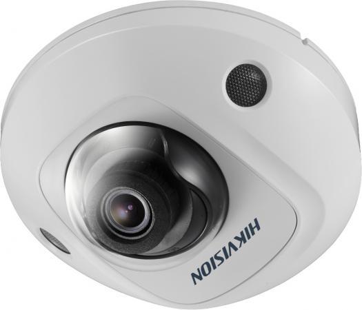 Видеокамера IP Hikvision DS-2CD2543G0-IS 2.8-2.8мм цветная корп.:белый