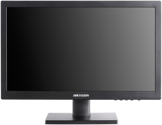 """Монитор 19"""" Hikvision DS-D5019QE черный TFT-TN 1366x768 200 cd/m^2 5 ms VGA цена и фото"""