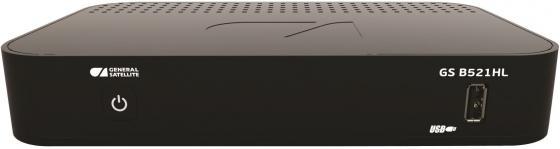 цена на Комплект спутникового телевидения Триколор Full HD GS B521HL + HDD Дальний Восток черный