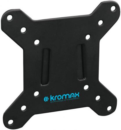 Фото - Кронштейн для телевизора Kromax VEGA-3 new черный 15-32 макс.20кг настенный фиксированный кронштейн