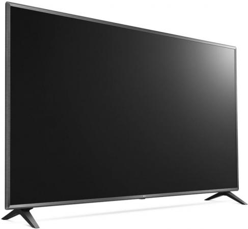 Телевизор LED 75 LG 75UK6750PLB титан 3840x2160 50 Гц Wi-Fi Smart TV RJ-45
