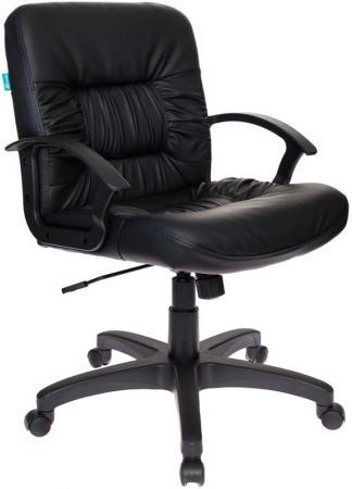 Кресло руководителя Бюрократ KB-7/BLACK чёрный кресло руководителя бюрократ ch 868axsn white белый