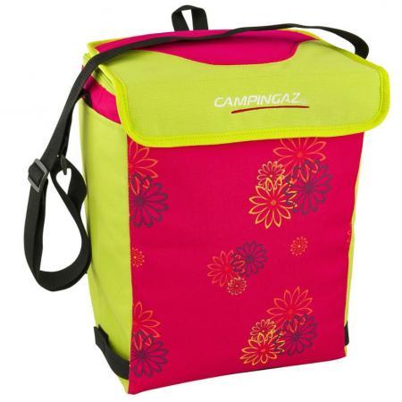 Сумка изотермическая Campingaz Pink Daysy MiniMaxi 19л жёлтый красный сумка изотермическая campingaz pink daysy minimaxi 19 л