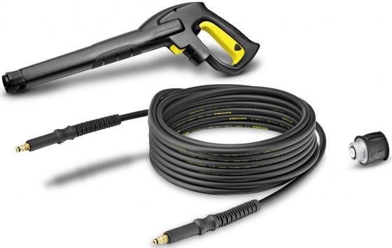 цена на Аксессуар для моек Karcher, комплект со шлангом высокого давления HK7.5, шланг 7.5м, пистолет и адаптер для системы Quick Connect
