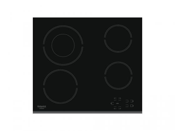 Варочная панель электрическая Ariston HR 632 B черный встраиваемая электрическая варочная панель smeg si 5633 b