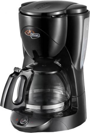 Кофеварка DeLonghi ICM 2.1B, капельная кофеварка delonghi icmi211 bk капельная черный [0132301101]