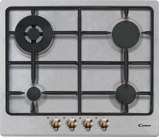 Варочная панель газовая Candy CPGC 64 SWP AVG серый варочная панель candy cpgc 64 sqpgh