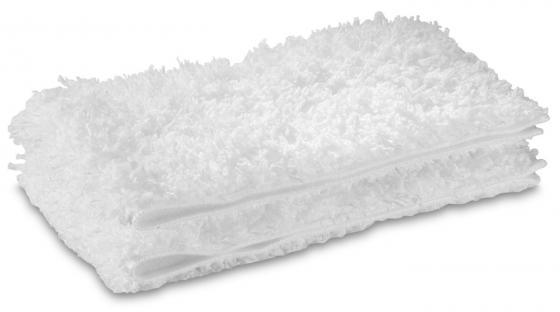 Аксессуар для пароочистителей Karcher, набор салфеток Steam+Clean Floor, для полов (2шт) цены