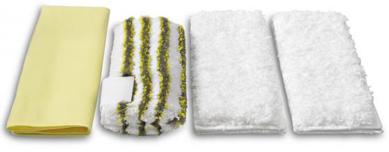 Аксессуар для пароочистителей Karcher, набор салфеток для ванной 4 шт цены