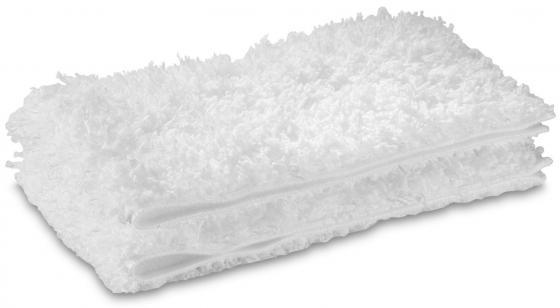 Аксессуар для пароочистителей Karcher, набор салфеток из микрофибры к насадке для пола Comfort Plus. Для твердых напольных покрытий. цены