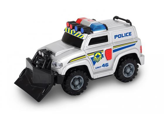 Полицейский пикап Dickie Полицейская серый 3302001 dickie полицейский джип свободный ход с 3 лет