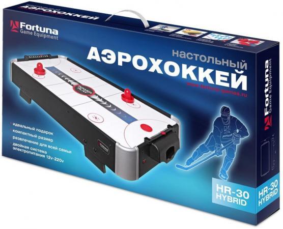 Настольная игра аэрохоккей Fortuna Power Play Hybrid цена