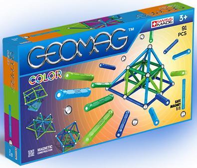 Магнитный конструктор Geomag 263 91 элемент конструктор флора 2 91 элемент