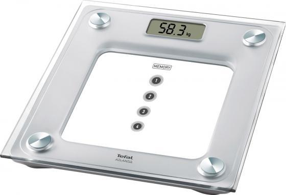 Весы напольные Tefal PP3020V1 белый цена и фото
