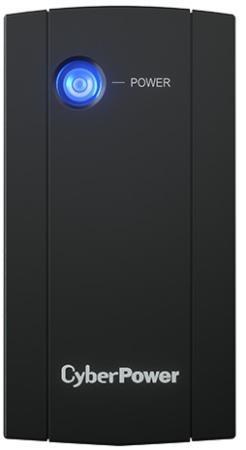 UPS CyberPower UTI875EI, Line-Interactive, 875VA/425W (4 IEC С13) cyberpower ибп line interactive ut650eig 650va 360w usb rj11 45 4 iec с13