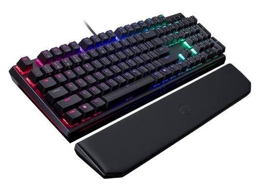 купить Клавиатура проводная Cooler Master MasterKeys MK750 USB черный