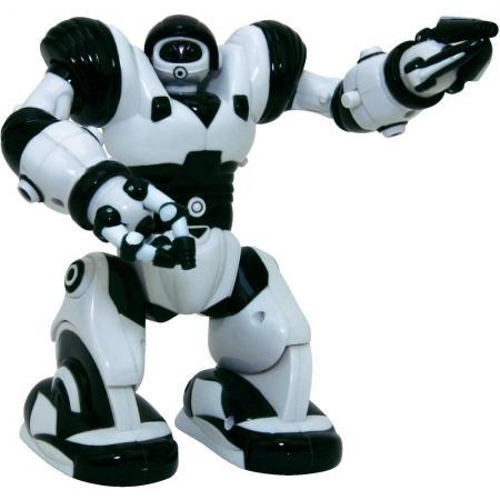 купить Робот электронный WOWWEE Мини Робот 17 см двигающийся 8085 недорого