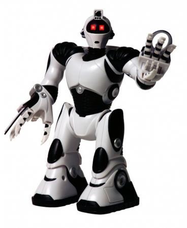 Робот электронный WOWWEE Мини робот Робосапиен V2 22 см двигающийся светящийся 8191