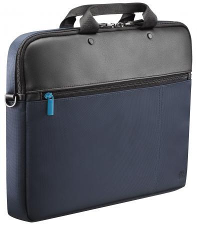 Сумка для ноутбука 14 Mobilis Executive 3 черный синий