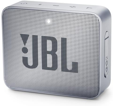 Динамик JBL Портативная акустическая система JBL GO 2 серый jbl cwt128 wrc