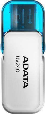 Фото - A-DATA Flash Drive 16Gb UV240 AUV240-16G-RWH {USB2.0,White} suspense a napoleonic novel