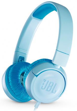 лучшая цена Наушники JBL JR300 синий JBLJR300BLU