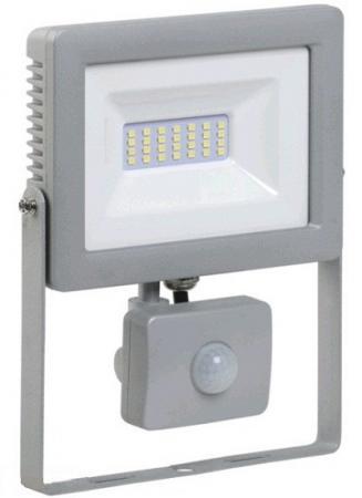 Iek LPDO702-20-K03 Прожектор СДО 07-20Д светодиодный серый с ДД IP44 IEK