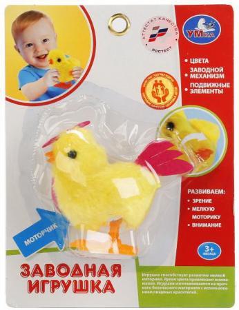 ЗАВОДНАЯ ИГРУШКА УМКА НА БЛИСТЕРЕ (РУСС. УП.) в кор.2*180шт заводная игрушка умка жираф на блистере русс уп в кор 2 60шт