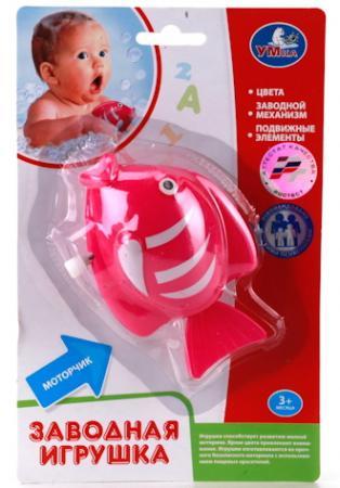 Заводная игрушка для ванны УМКА Рыбка