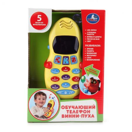 "Интерактивная игрушка Умка ""Винни-пух"" от 2 лет B391566-R2 цена"