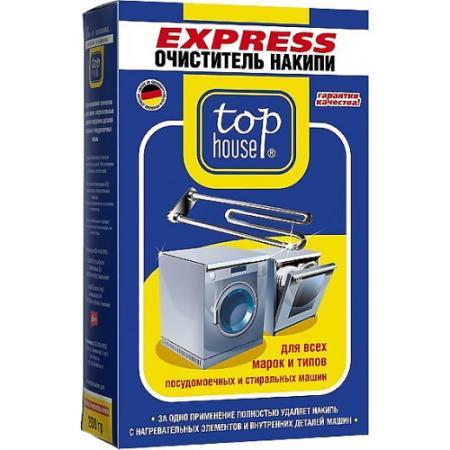 TOP HOUSE Экспресс-очиститель накипи 200гр dk eyewitness top 10 travel guide cancun