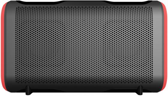 Беспроводная акустика Braven Stryde XL. Цвет серый\\красный. беспроводная акустика braven stryde цвет серебряный зеленый