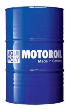 Фото - НС-синтетическое моторное масло LiquiMoly LKW-Leichtlauf-Motoroil Basic 10W40 205 л 4747 нс синтетическое моторное масло liquimoly molygen new generation 5w30 205 л 9045