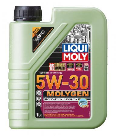 НС-синтетическое моторное масло LiquiMoly Molygen New Generation 5W30 1 л 21224 шевченко а сказки далекого космоса
