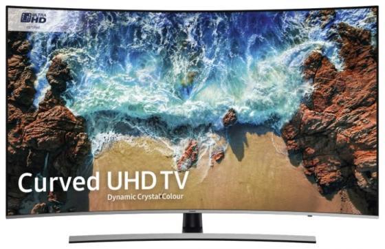 "Телевизор 65"" Samsung UE65NU8500UXRU черный 3840x2160 100 Гц Wi-Fi Smart TV RJ-45 Bluetooth цена и фото"