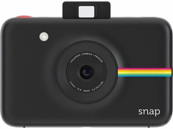 Фотокамера Polaroid Snap Camera с функцией мгновенной печати. Цвет черный.