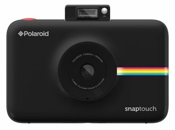 купить Фотокамера Polaroid Snap Touch с функцией мгновенной печати. Цвет черный.