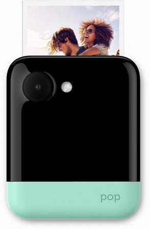 Фото-видеокамера Polaroid POP 1.0 с функцией мгновенной печати. Цвет зеленый.