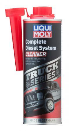 Очиститель дизельных систем тяжелых внедорожников и пикапов LiquiMoly Truck Series Complete Diesel System Cleaner 20996