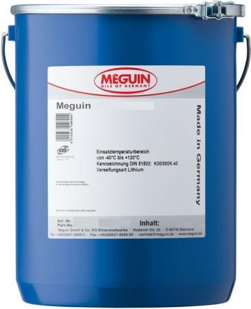 6482 Универс.смазка meguinMehrzweckfett L2 (15кг) цена