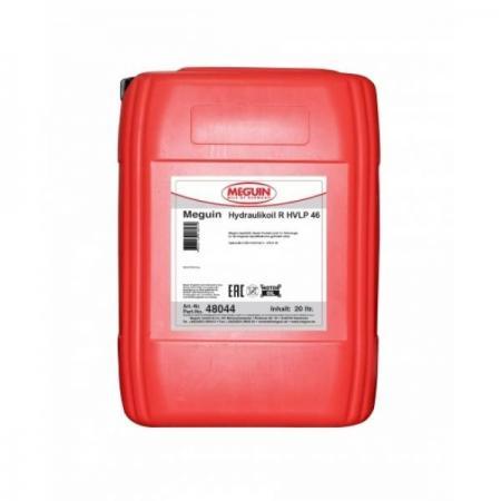 Фото - Минеральное гидравлическое масло Meguin Hydraulikoil R HVLP 46 20 л 48044 двухкамерный холодильник hitachi r vg 472 pu3 gbw