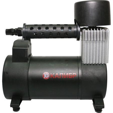 цена на Компрессор автомобильный КАЛИБР AK55-R17 55 л/мин. шланг-5 м.