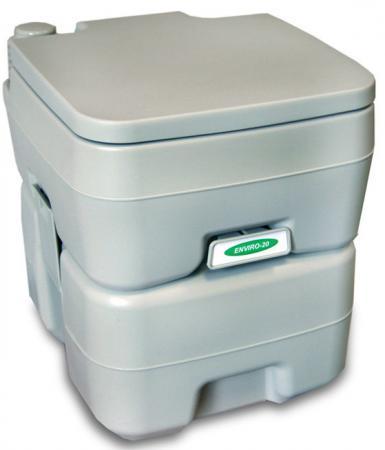 ENVIRO 20 жидкостный 10/20л помповый серый 415х365х420мм