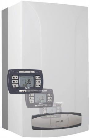 Газовый котёл BAXI LUNA 3 Comfort 1.310 Fi 31кВт макс.85°C 18л/мин при +25°С baxi main 5 14 f