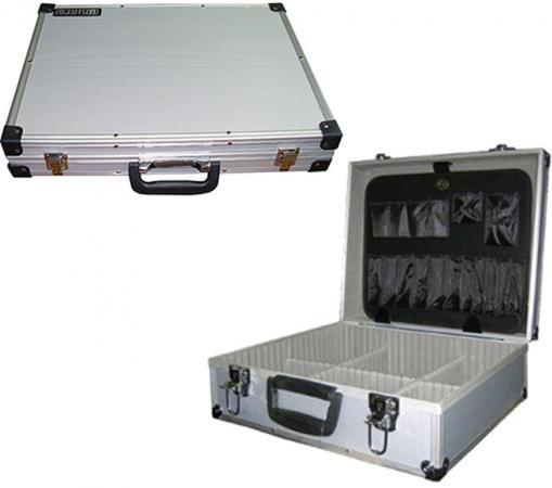 Ящик для инструментов UNIPRO 16910U 460х330х150мм алюмин., пеномат-л, модульн. перегор. ящик для инструментов unipro 16923u