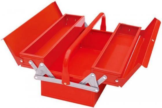 Ящик для инструментов WEDO WD1327 3-х секционный, 420*200*160 мм