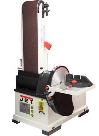 Станок шлифовальный JET JSG-64 ленточно шлифовальный станок stalex s 50 389012