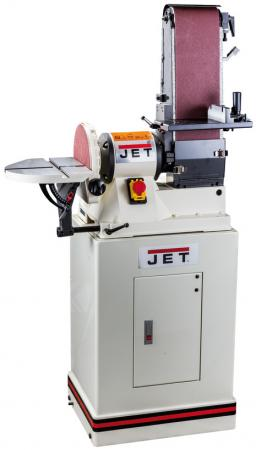 Станок шлифовальный JET JSG-96 (708595M) 230 тарельчато ленточный шлифовальный станок jet 31a 2685031 ru