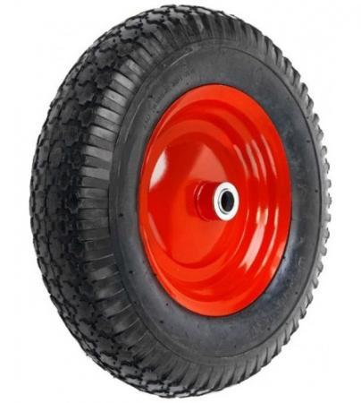 Колесо FIT 77567 16х4 для тачки 77557 колесо запасное fit 77560 16х4 для тачки 77550