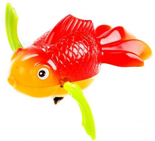 Заводная игрушка для ванны УМКА Рыбка B1410460-R игрушки для ванны red box заводная водяная игрушка